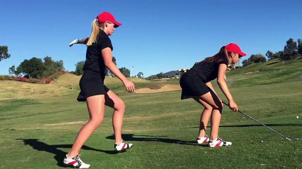 Amazing Golf Trick Shots