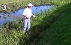 Golf Top 10 vaikeimmat lyönnit