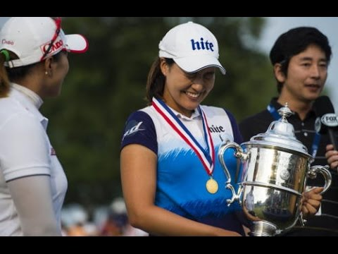 Highlights of 2015 U.S. Women Open Golf