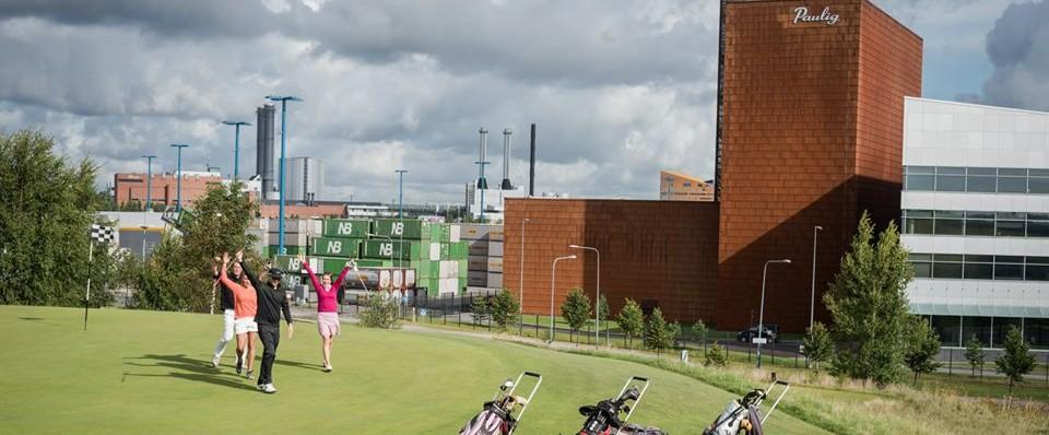 Golfkausi on jo täällä – Kenttiä auki säävarauksella
