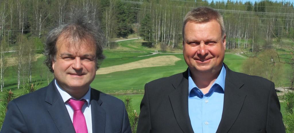 Timo Karvinen Viron golfliiton päävalmentajaksi