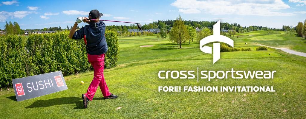 FORE! Fashion Cross Invitational videokooste