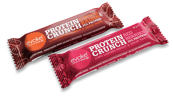 evoke_protein crunch bars