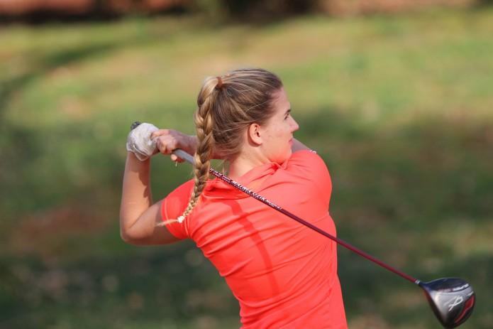 Kiira Riihijärvi yhdisti USA:ssa lukio-opiskelun ja golfin