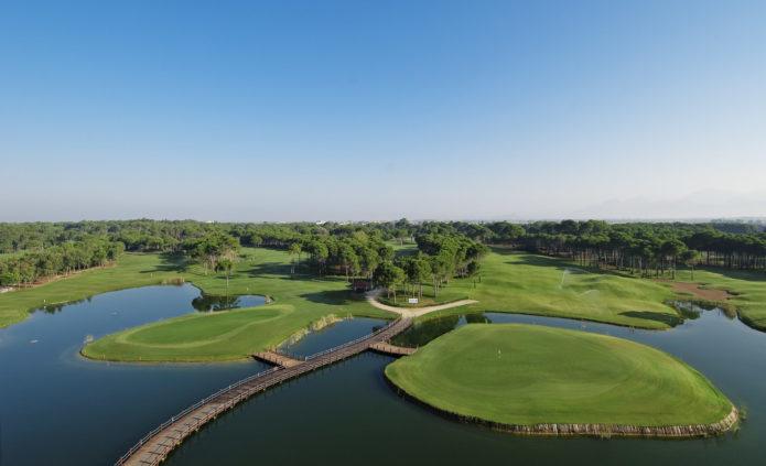 Belek tarjoaa ykkösluokan golfia ja rentoa lomailua