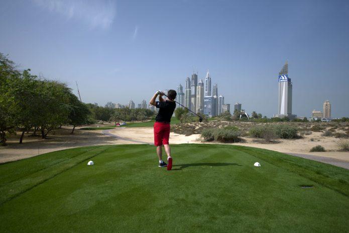 Eliittiluokan golfia ja lomailua Dubaissa ja Abu Dhabissa