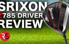 Srixon Z785 Driver arvio