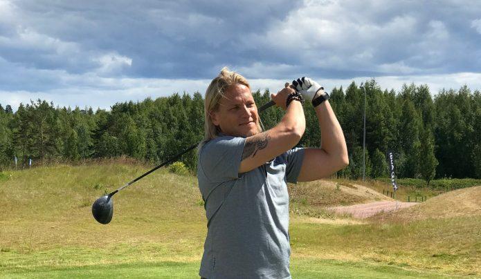 Sami Kuronen – Golf koukutti suositun juontajan