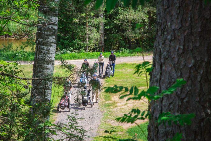 Suomi otti golfin maailmanlaajuisen tasoitusjärjestelmän käyttöön ensimmäisenä Euroopassa