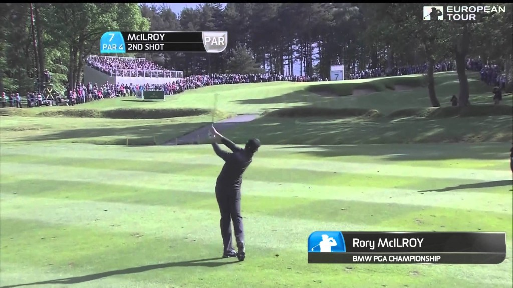 Golf shots of the year 2014 – European Tour