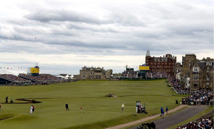 St. Andrewsin Old Course  mukanagolfin kehityksessä jo yli 600 vuotta