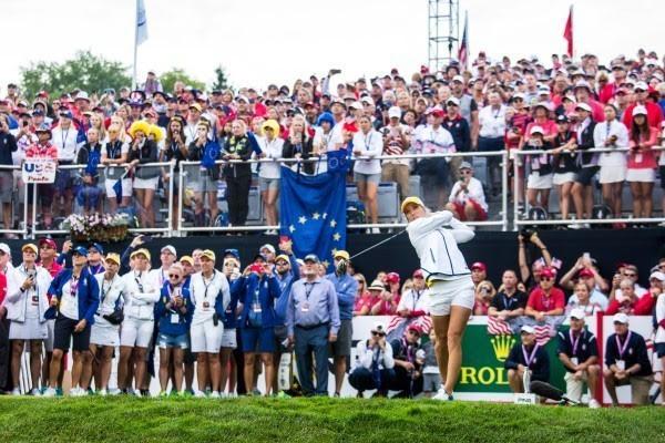 Golfin Ladies European Tour mukaan Discoveryn GOLFTV:n valikoimaan