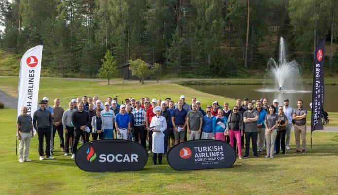 Turkish Airlines World Golf Cup pidettiin Sarfvik Golf Clubilla