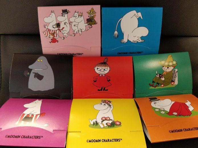 Golf Coat Oy ja Moomin Characters solmivat lisenssisopimuksen.