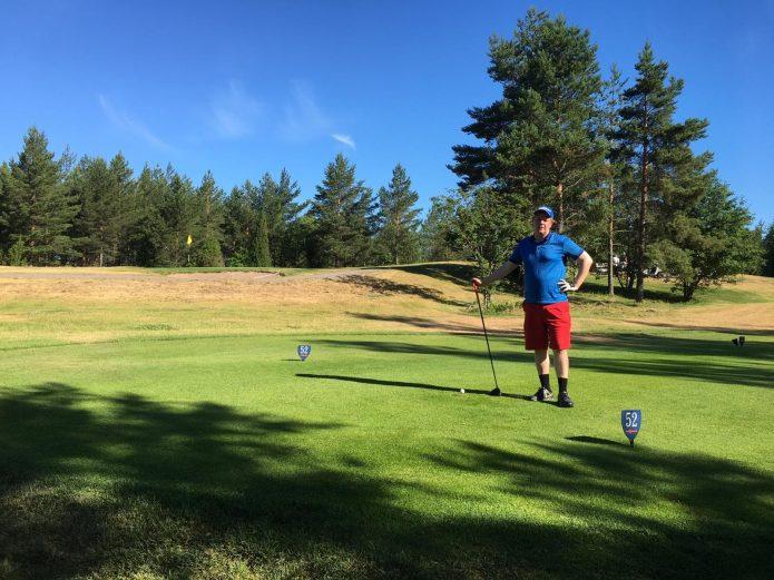 Golfin saa osaksi matkailua mielikuvituksellakin