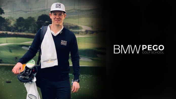 BMW Pego Golf School: Tarkkuutta peliin pyyhkeen avulla