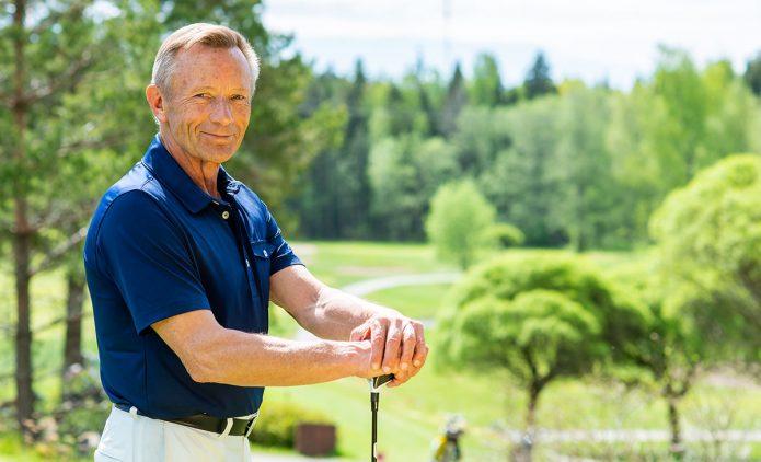 Kohti nautinnollisempaa golfia