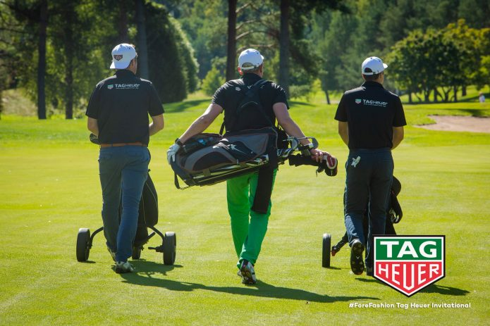 Fore! Fashion Tag Heuer Invitational 2020