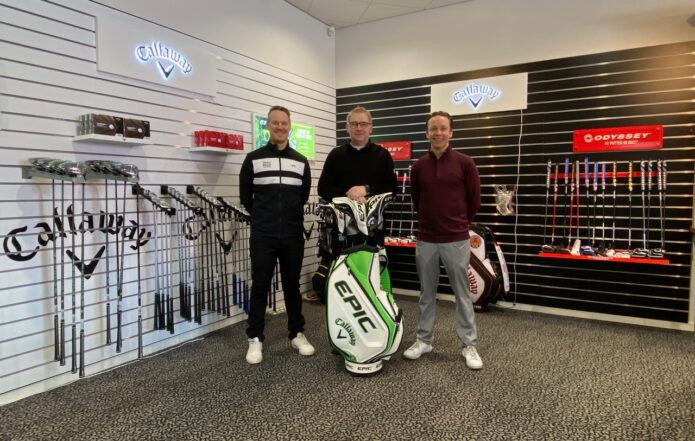 Kytäjä Golf uudistaa pro shopin BMW Pego Golf Schoolin kanssa