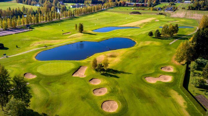 Hartola Golfin vieraana