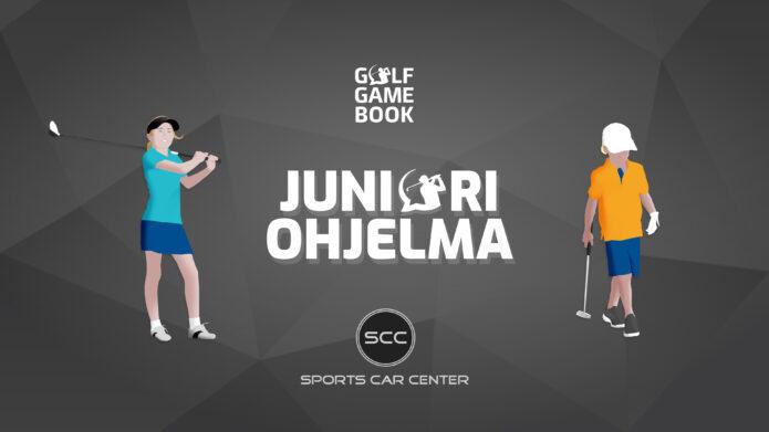 SCC - Sports Car Center mukana tukemassa lasten ja nuorten golfharrastusta