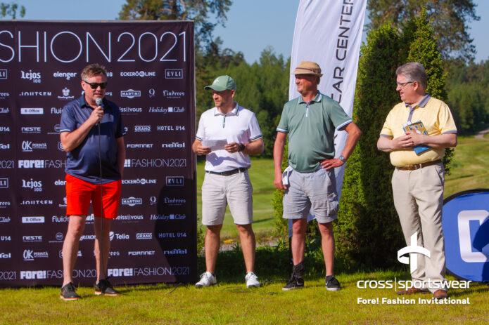 Fore! Fashion 2021 – Cross Sportwear Invitational, Kullo Golf