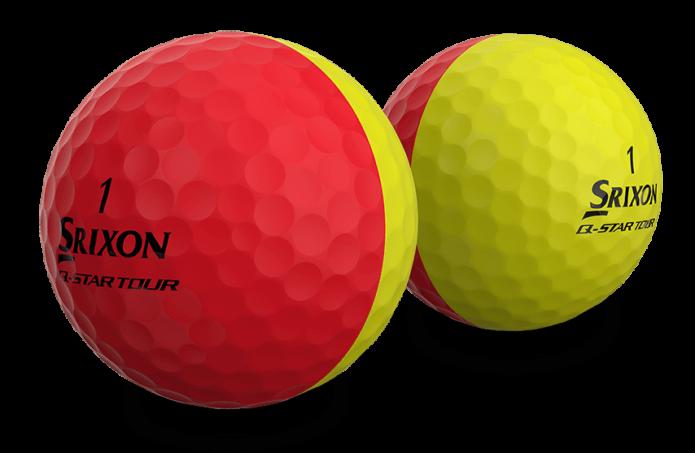 Väriä peliin Srixonin uutuudella – Q-Star Tour Divide